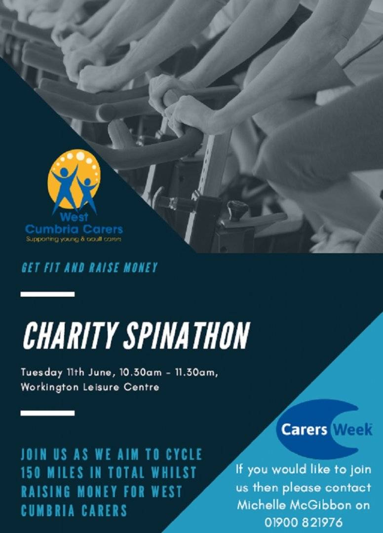Carers Week Spinathon