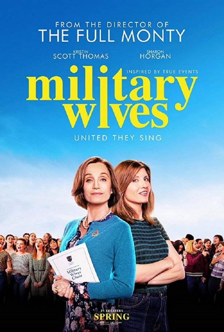 Cinema Trip - Military Wives