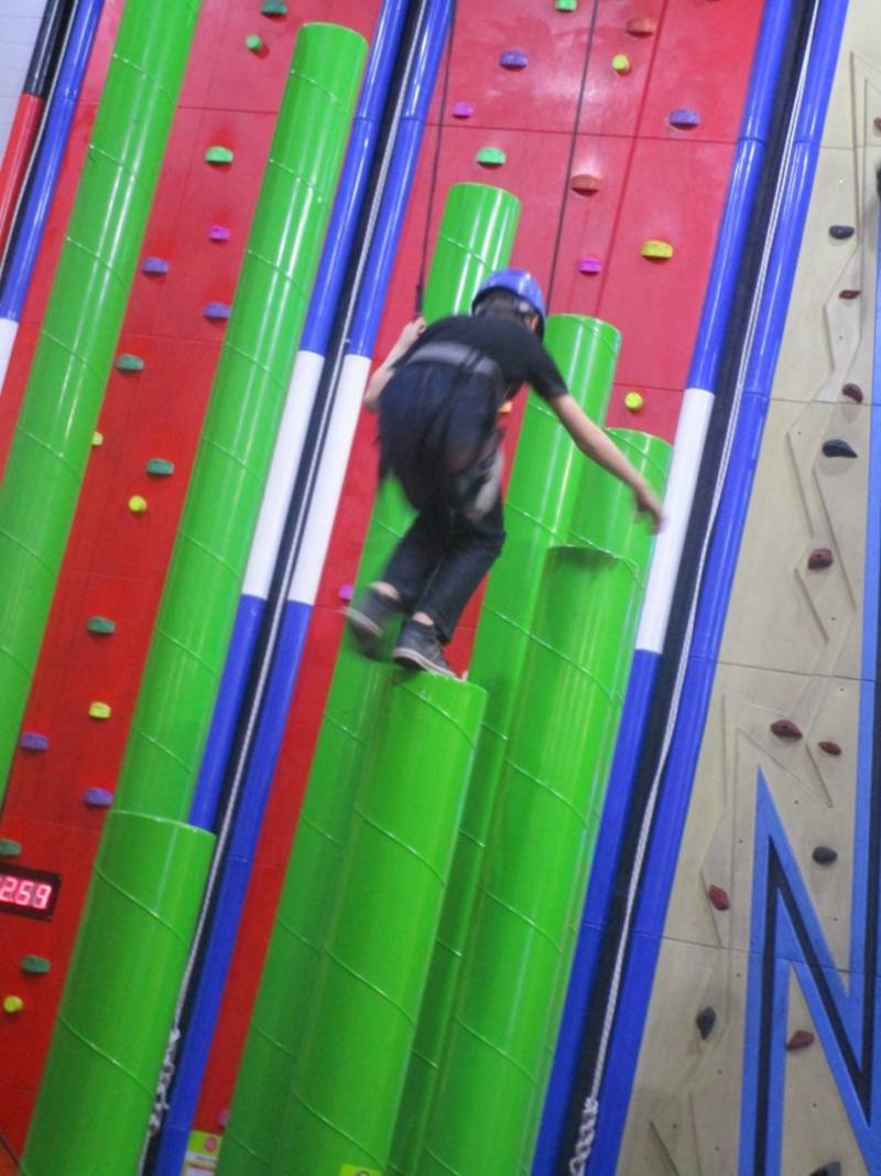 Clip n Climb at Maryport