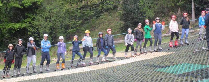 Young Carers Easter Ski Trip - April 2017