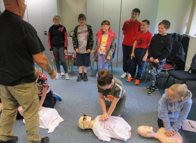 Young Carers First Aid Training