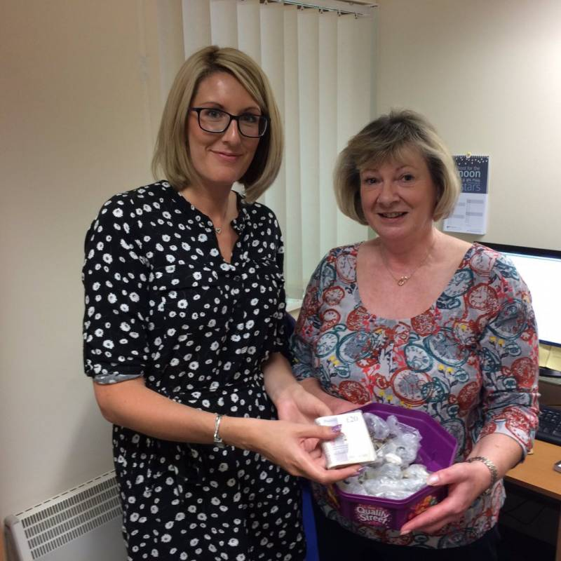 We are delighted to have been chosen as Charity of the Year at LLWR
