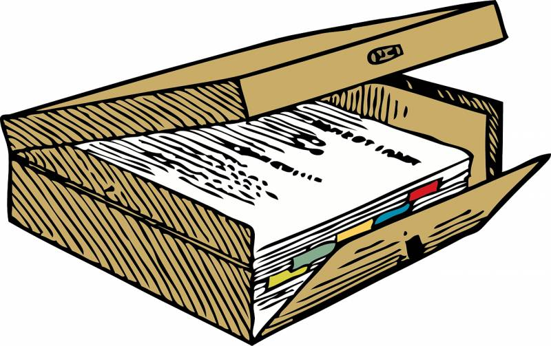 Creating your paperwork pack