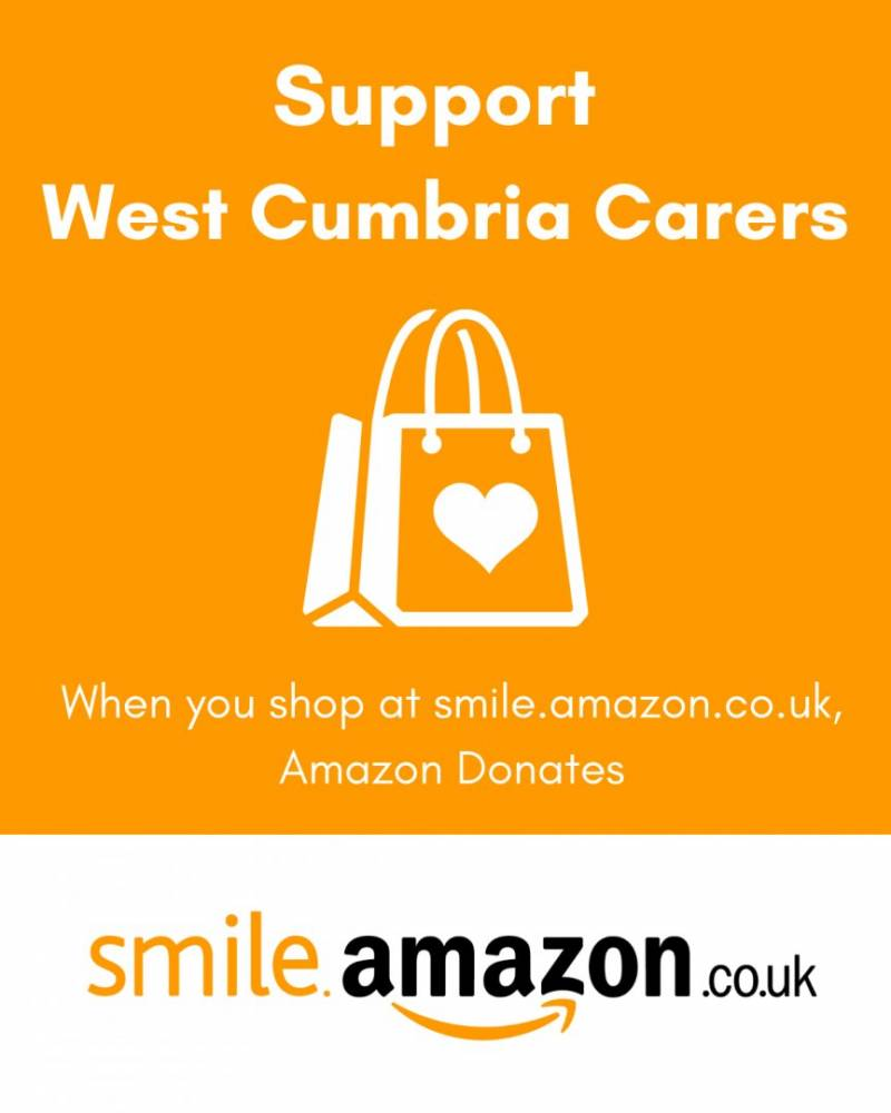 Support us with AmazonSmile