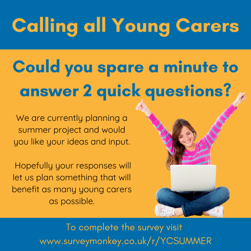 Calling all Young Carers