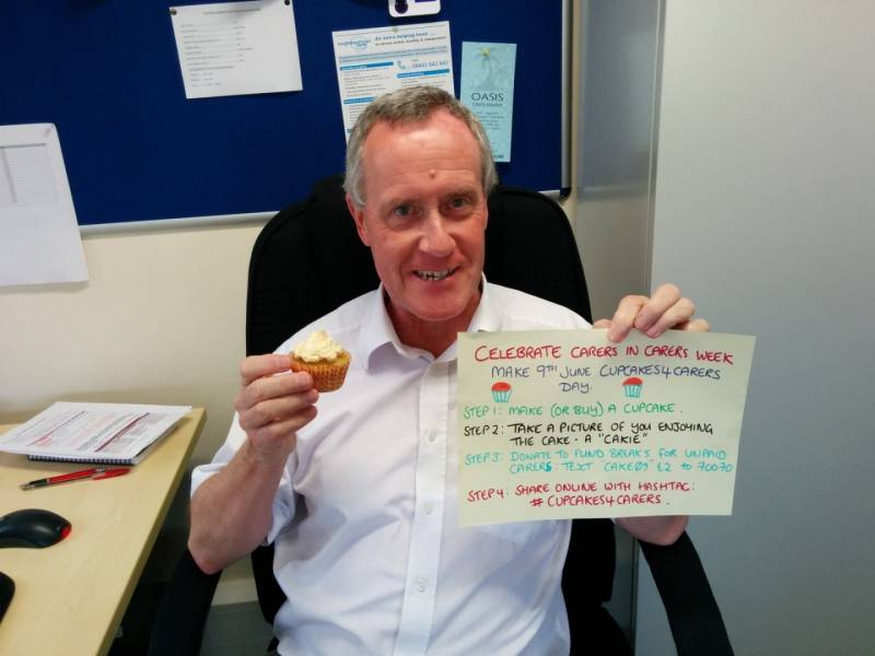 Cupcakes4Carers - All our #cakie photos are now online