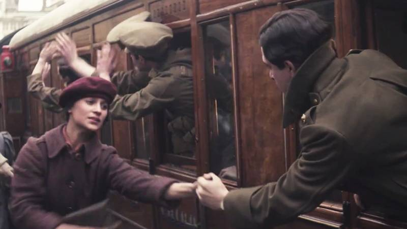 Newsflash - Places still available on our FREE cinema trip to see Testament of Youth