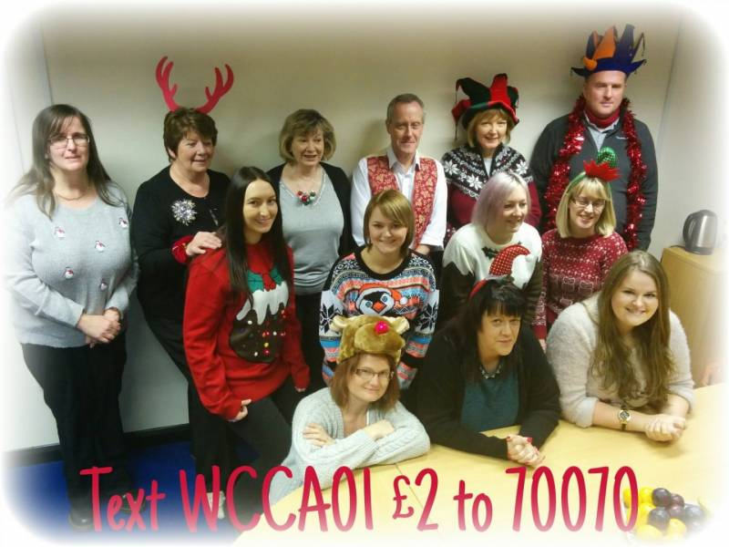 Get Jolly in Your Jumpers for West Cumbria Carers This Christmas