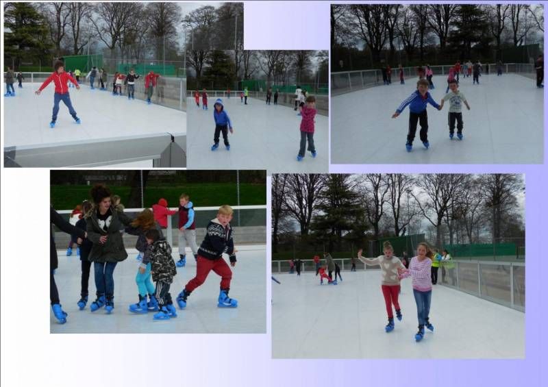 Young Carers Easter Ice Skating Trip