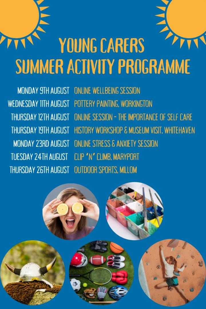 Young Carers Summer Activity Programme
