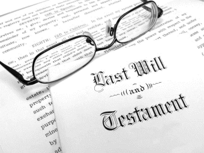 Make a Will - Special Offer during October