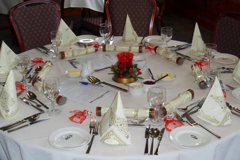 Adult Carers Christmas Party Pics